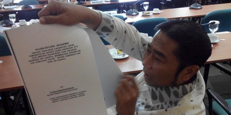 Lulung Akan Ungkap Anggota DPRD DKI yang terlibat Kasus UPS