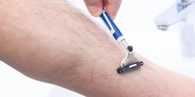 Hasil gambar untuk cukur bulu kaki