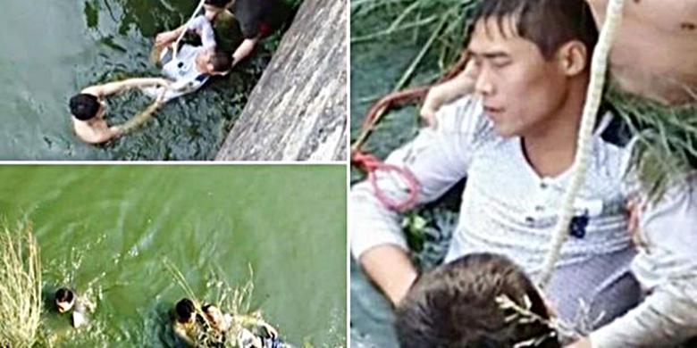 Tak Terima Calon Pengantin Buruk Rupa, Pria di Tiongkok Mencoba Bunuh Diri
