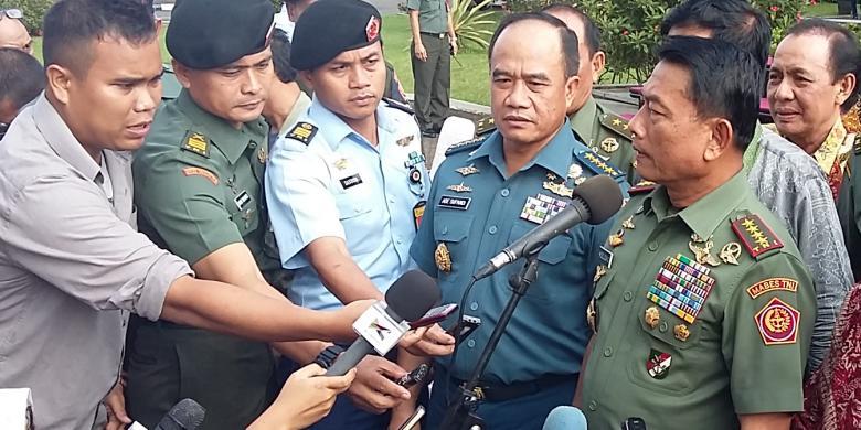 Kerja Sama dengan Kemenkumham, TNI Bantu Jaga Penjara