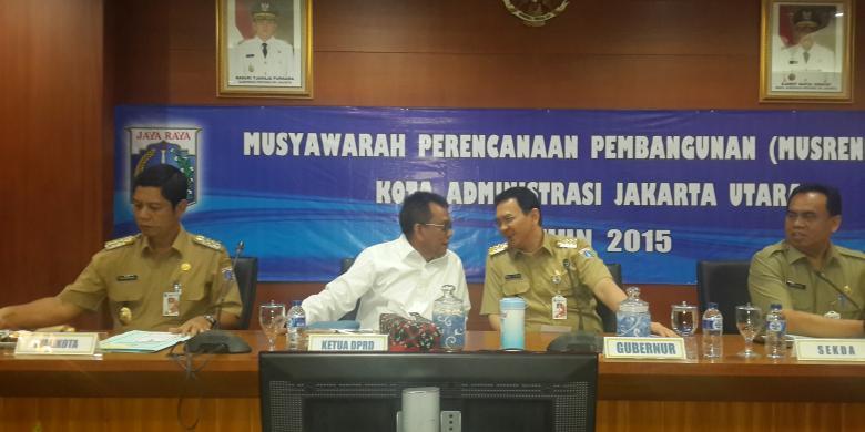 Gedung Walikota Jakarta Utara di Gedung Walikota Jakarta