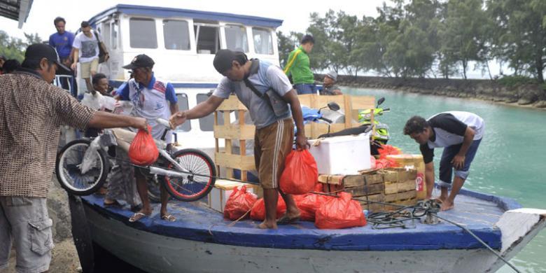 1405549kapal tidungg780x390 » Pelni Cari Kapal Yang Cocok Untuk Beroperasi Di Kepulauan Seribu