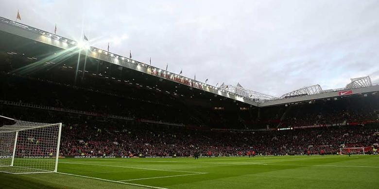 Stadion Di Liga Inggris