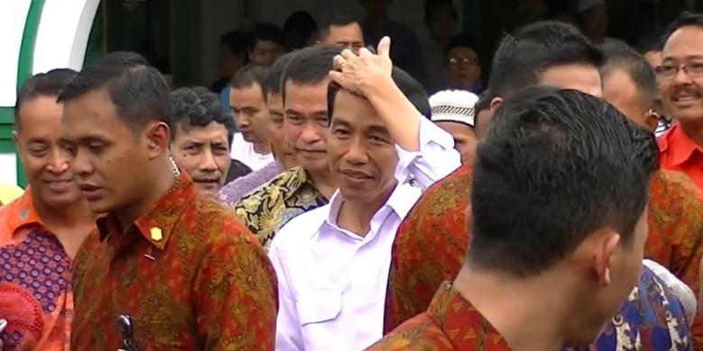 Sudah Saatnya Jokowi Punya Juru Bicara