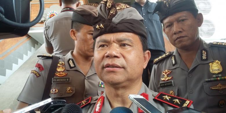 Polda Bali Siapkan 1.000 Personil untuk Amankan Kongres PDIP