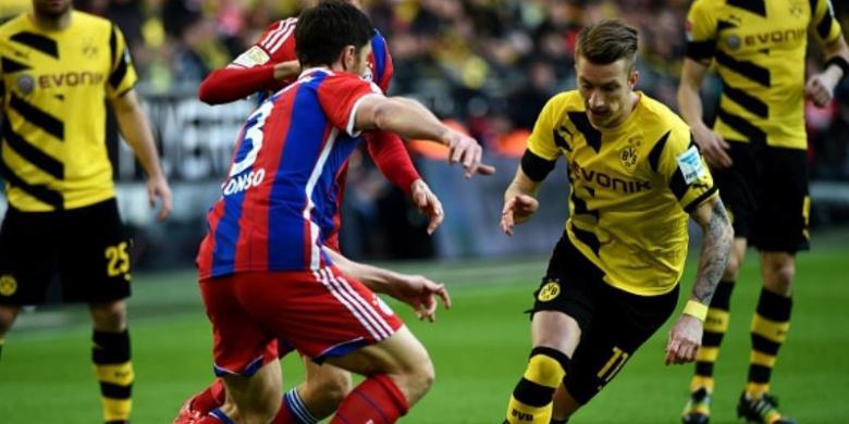 Liga Jerman  - Prediksi Bayern Munich vs Borussia Dortmund: Jadwal Semi Final DFB Cup, Rabu 29/4