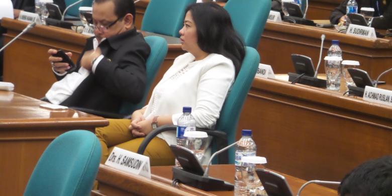 Gerindra Tak Percaya Putri Alex Usman Terlibat Korupsi