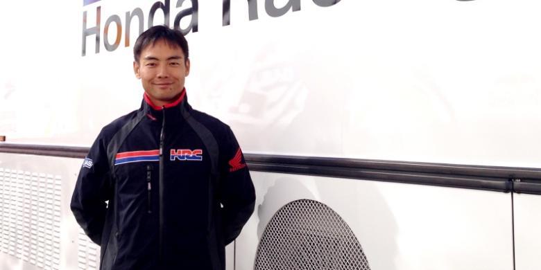 Aoyama Gantikan Pedrosa Di Motegi