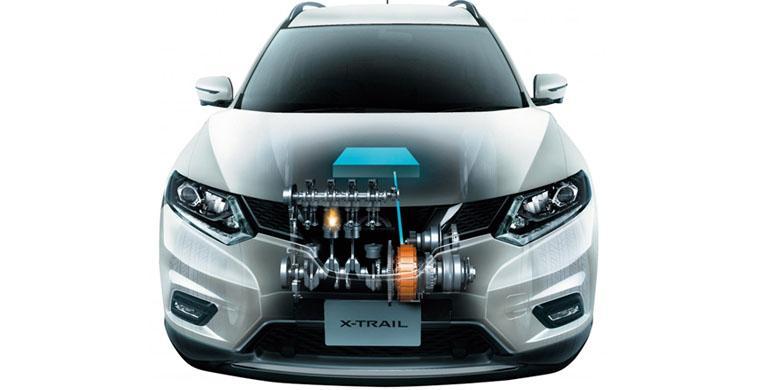 Rem Otomatis Jadi Fitur Standar Baru Nissan