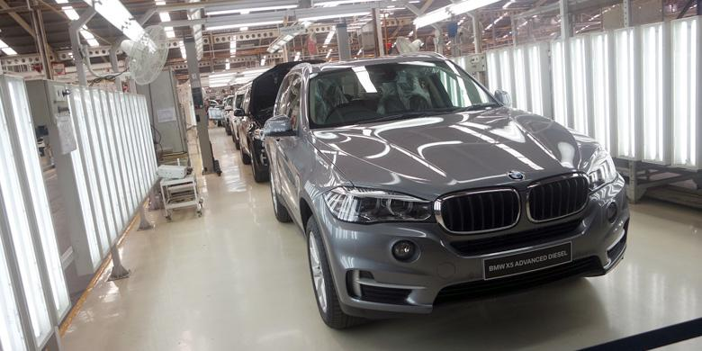 BMW Indonesia Tambah Model Rakitan Lokal