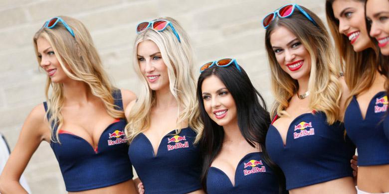 Grid Girls MotoGP Americas - 1.