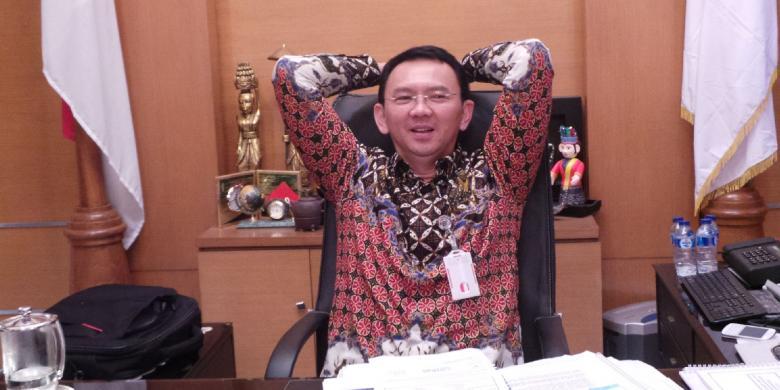 Ahok Akan Rekrut TNI-Polri Jadi Satpol PP