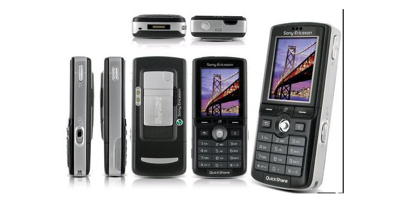 Sony Ericsson K750 (Foto/PhoneArena)