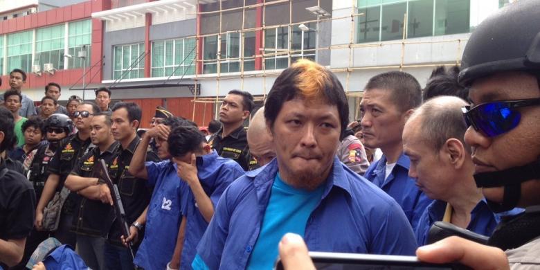 """""""Pertualangan"""" Sang Gembong Narkoba Freddy Budiman Berakhir di Hadapan Regu Tembak"""