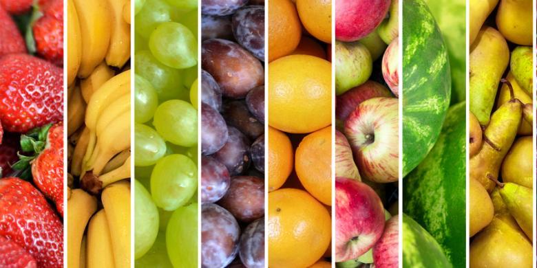 Penuhi Nutrisi dengan Sayur dan Buah