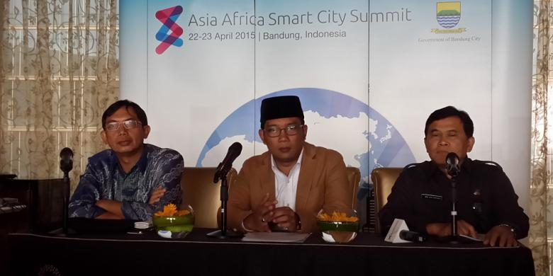 Besok, Asia Africa Smart City Summit 2015 Resmi Digelar