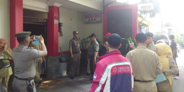 Ketua RW Salahkan Alfi Terkait Image Prostitusi di Kawasan Tebet