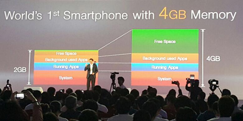 Ini Alasan Zenfone 2 Pakai RAM 4 GB