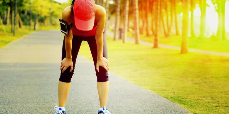 Keringat Bukan Indikator Intensitas Kegiatan Fisik