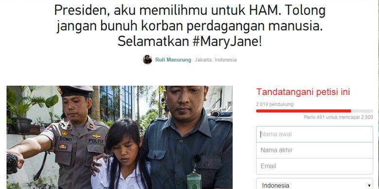 Jokowi Akan Bertemu Presiden Filipina Bahas Mary Jane