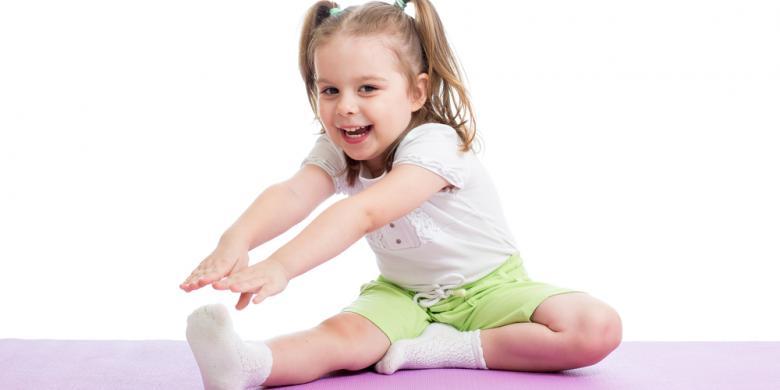 Yoga Bantu Anak Autis Tenang dan Fokus