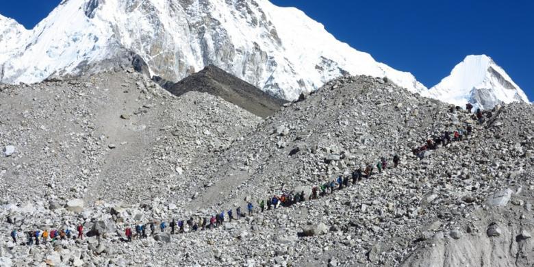 Tips Mendaki Gunung Bersalju