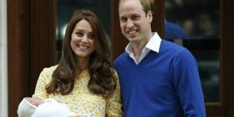 Rahasia Cantik dan Bugar Kate Middleton Usai Melahirkan