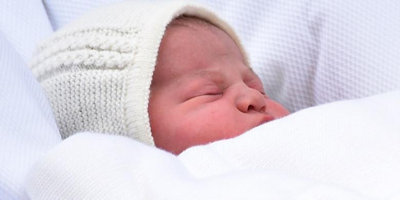 inilah foto foto bayi perempuan kate middleton dan
