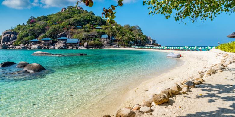 Pulau Terindah di Asia : Ko Tao, Thailand