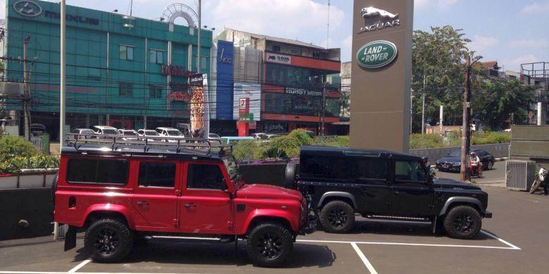 Jaguar Land Rover Bidik Thailand Sebagai Basis Produksi