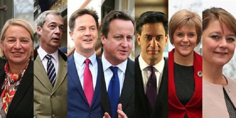Hari Ini Inggris Gelar Pemilu yang Diprediksi Berlangsung Ketat