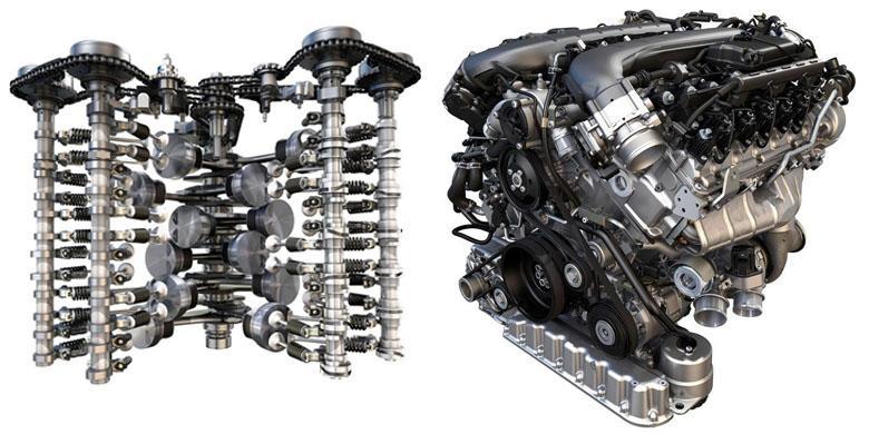 New Volkswagen Engine For Audi Dan Bentley