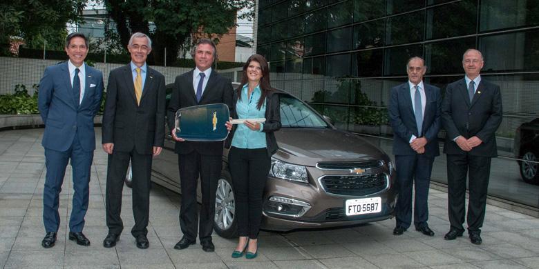 Daftar Orang Beruntung yang Dapat Mobil Gratis dari GM