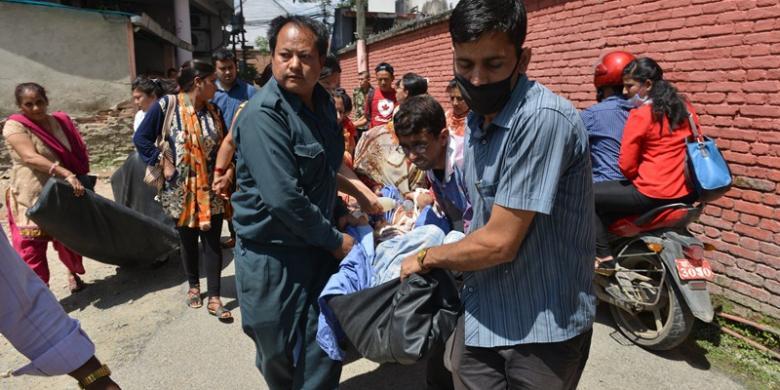 Nepal Tak Siap Hadapi Gempa Kedua