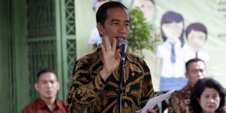 Jokowi Tunjuk 9 Anggota Pansel KPK, Semuanya Perempuan