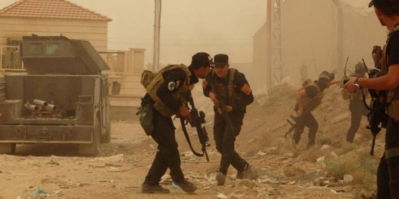Kota Ramadi Jatuh ke Tangan ISIS