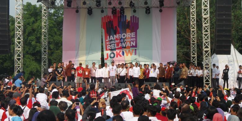 Jangan Dipikir Jokowi Itu Penakut Ya
