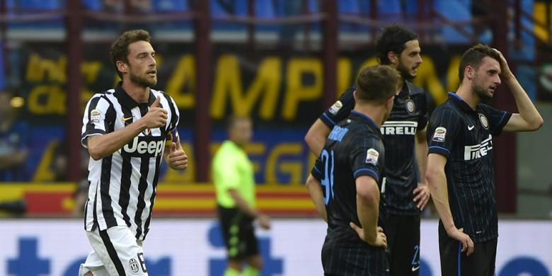 Juventus Vs Napoli Jadi Penentu