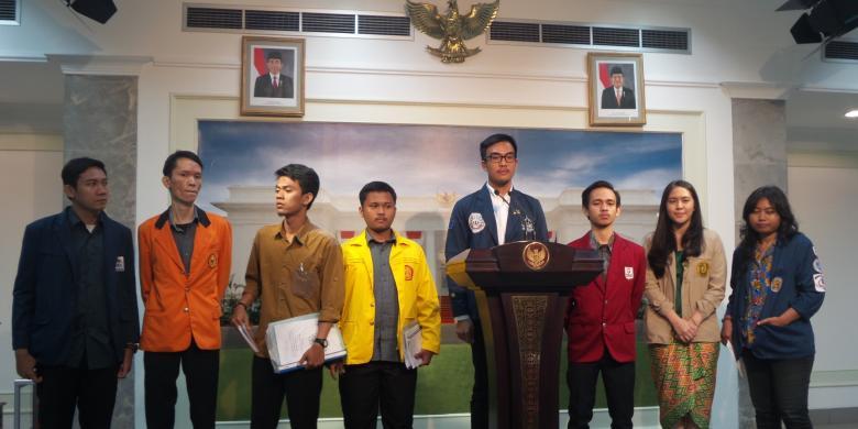 Batal Unjuk Rasa Besok, BEM Tak Mau Ada Isu Lengserkan Jokowi