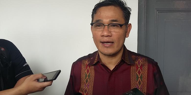 """Budiman Sudjatmiko Sebut PDI-P Masih """"Buka Pintu"""" untuk Ahok"""