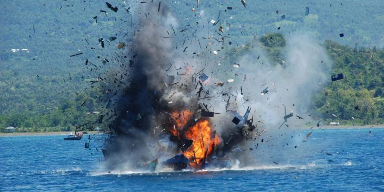 Pemberantasan Penangkapan Ikan Ilegal Berdasarkan