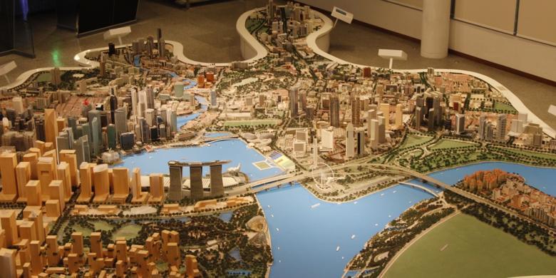 Saat Jakarta Kesulitan, Singapura Targetkan 90 Persen Ruang Terbuka Hijau