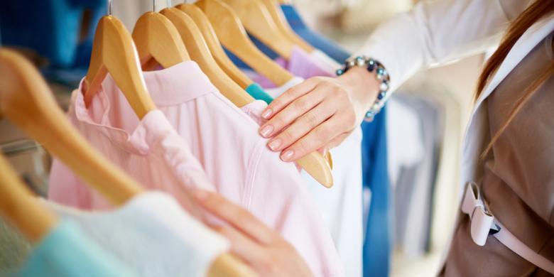 Perlukah Mencuci Baju yang Baru Dibeli?
