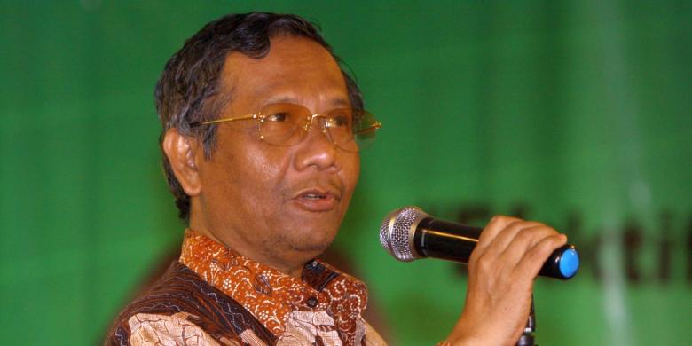 Mahfud MD: Pancasila Luar Biasa, Persatukan 1.340 Suku Bangsa