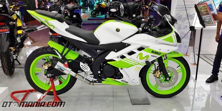 yamaha r15 modifikasi motogp terpopuler
