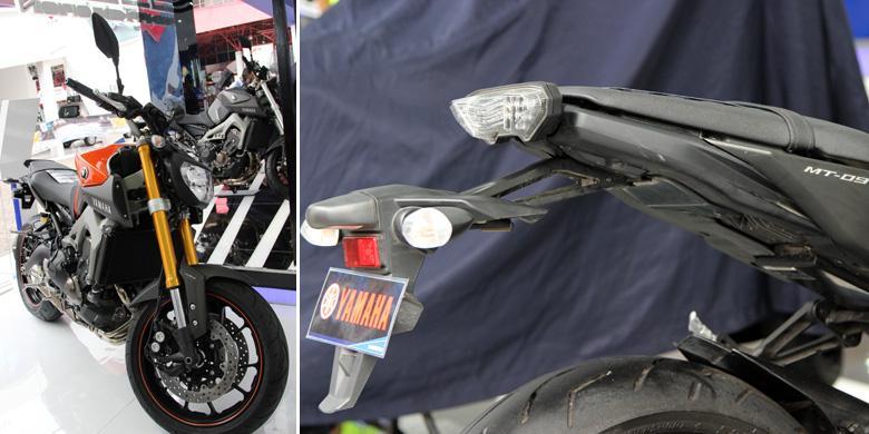 Kemampuan Sempurna Yamaha MT-09