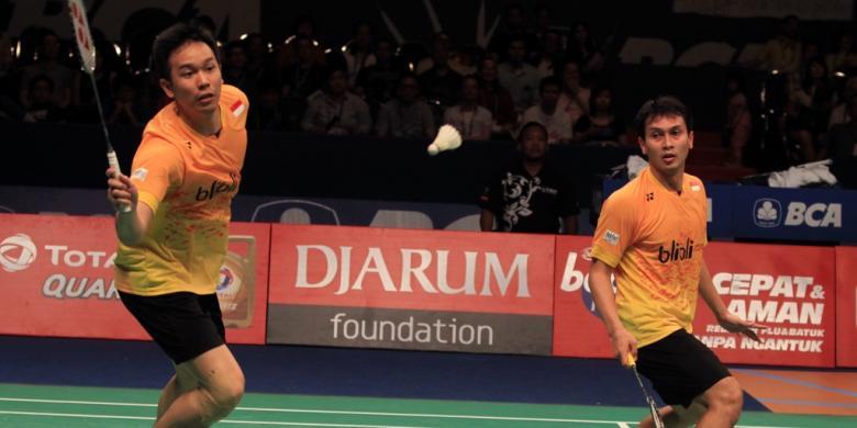 Indonesia Open Jadi Acuan Kejuaraan Dunia