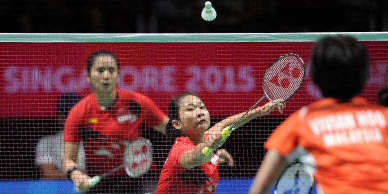 Singkirkan Jago Malaysia, Anggia/Ketut Ke Final