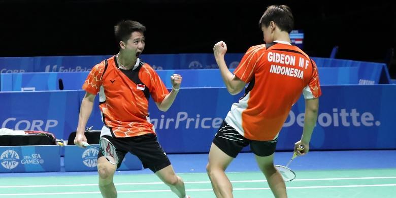 Kevin/Markus Juara Malaysia Masters