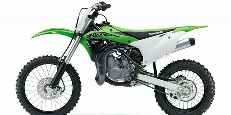 Vigaro Automotive: Kawasaki Launches 100 cc 2-Stroke Off Road Bike